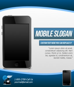 Mobile Marketing Templates